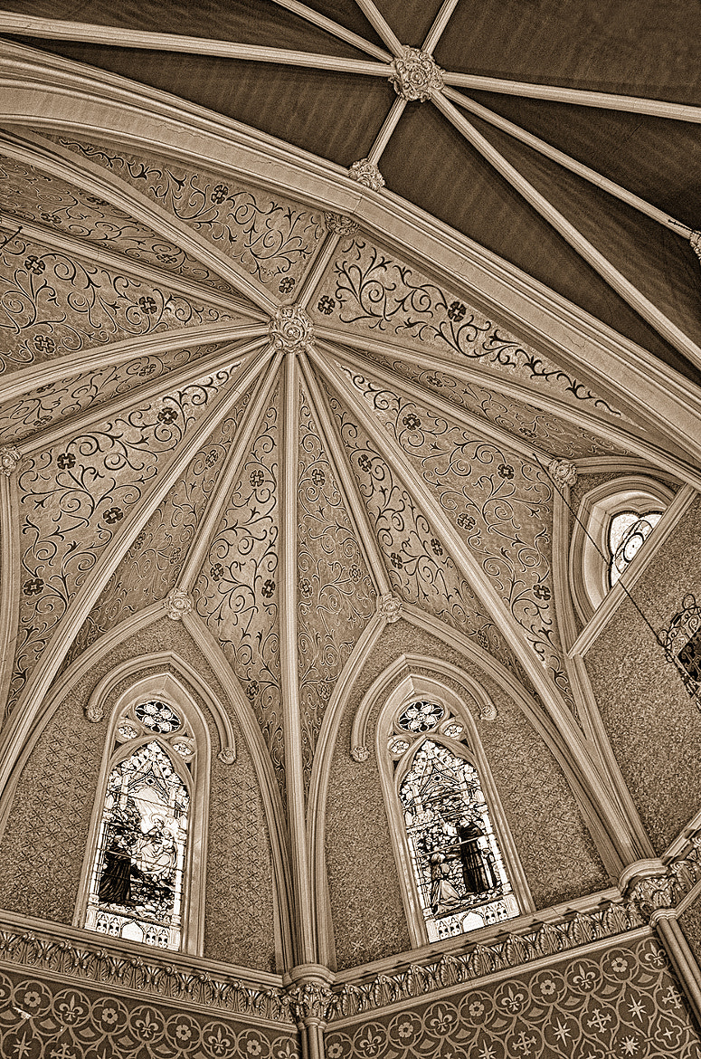 Photograph Church Interior Detail by Alan Borror on 500px