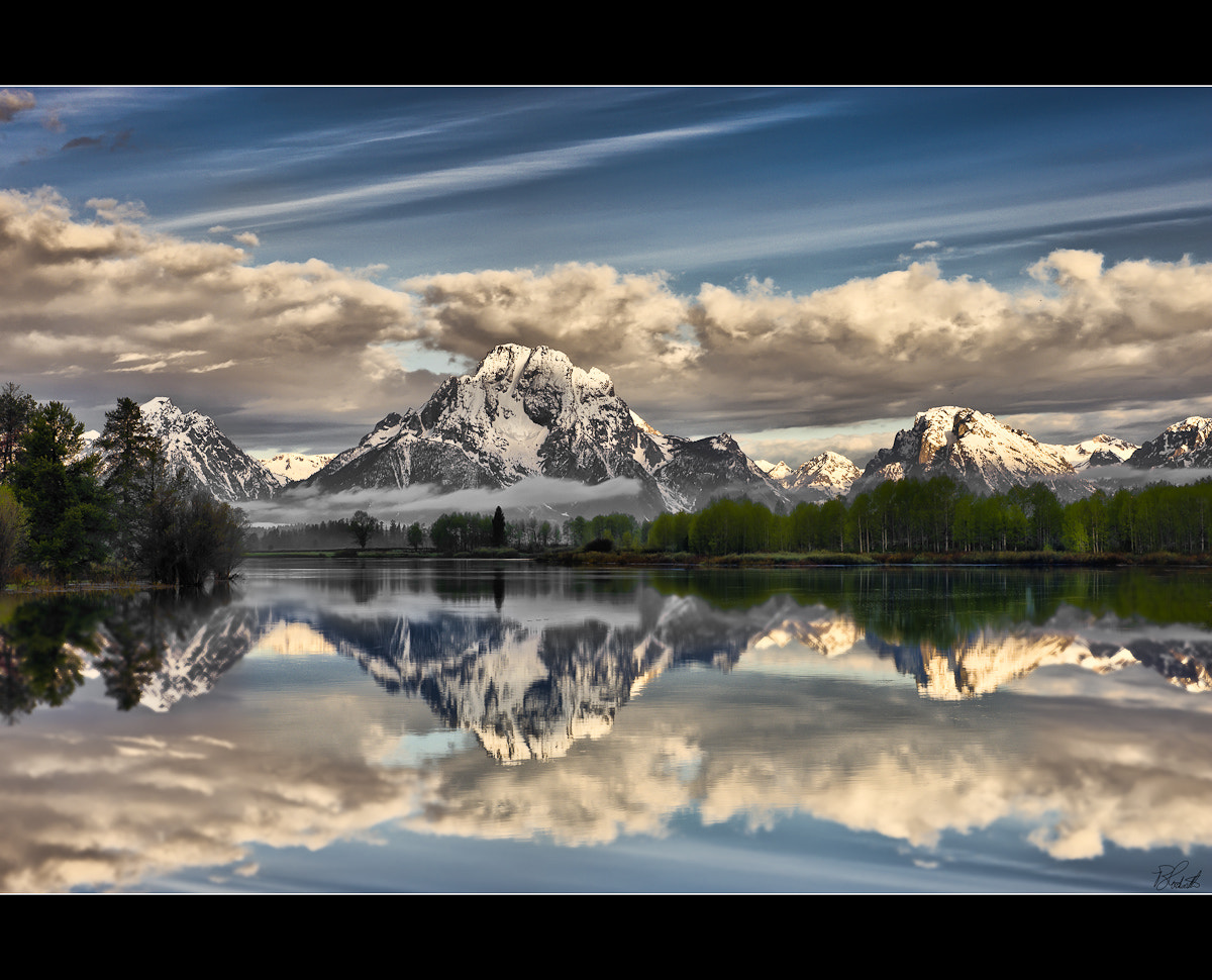 Photograph Grand Teton National Park - Oxbow Bend by Wil Bloodworth on 500px