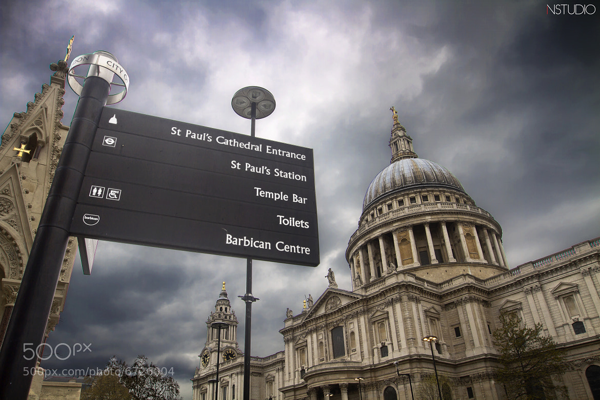Photograph London - St. Paul's Cathedral II by NSTUDIO PHOTO on 500px