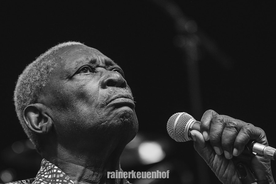 Photograph BB King by Rainer Keuenhof on 500px