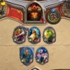 Постер, плакат: Hearthstone is now available worldwide on iPad