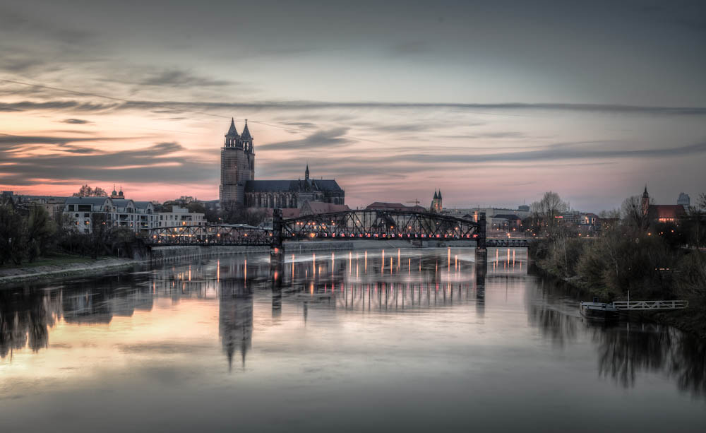 Photograph Magdeburger Dom by Marc Wegner on 500px