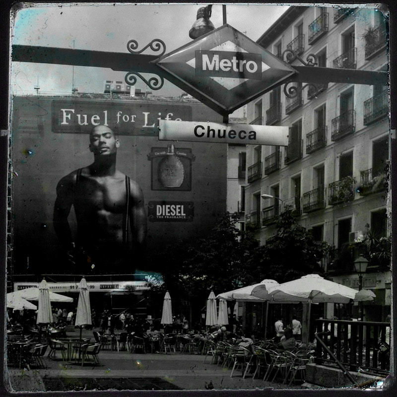 Photograph Fuel for Chueca by Andi Es on 500px