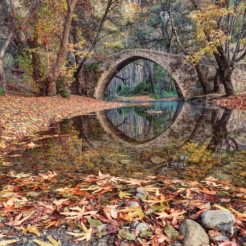 Photograph Kelefos Bridge by John Kotsovos on 500px