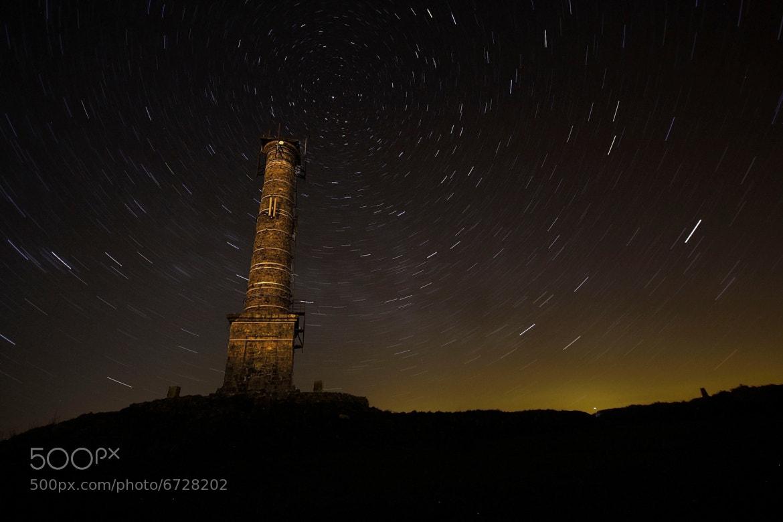 Photograph North star from kitt hill. by Ian Bradburn on 500px