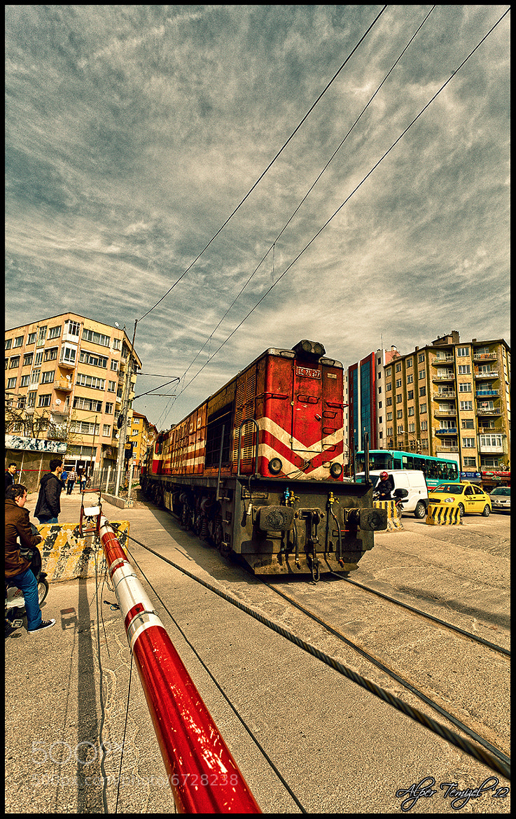 Photograph Get on the Train by Alper  Temizel on 500px