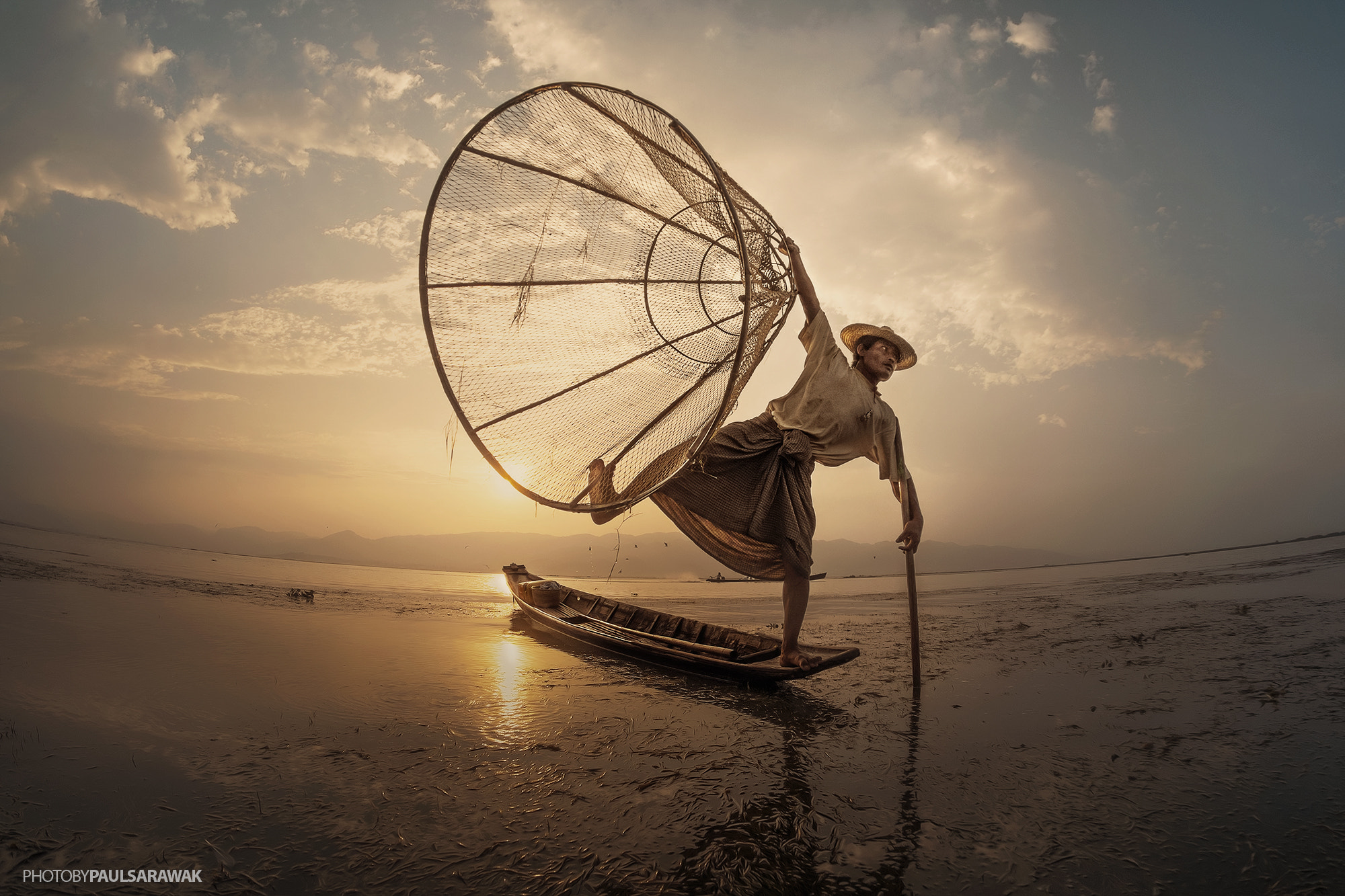 Photograph Inle lake by paul sarawak on 500px