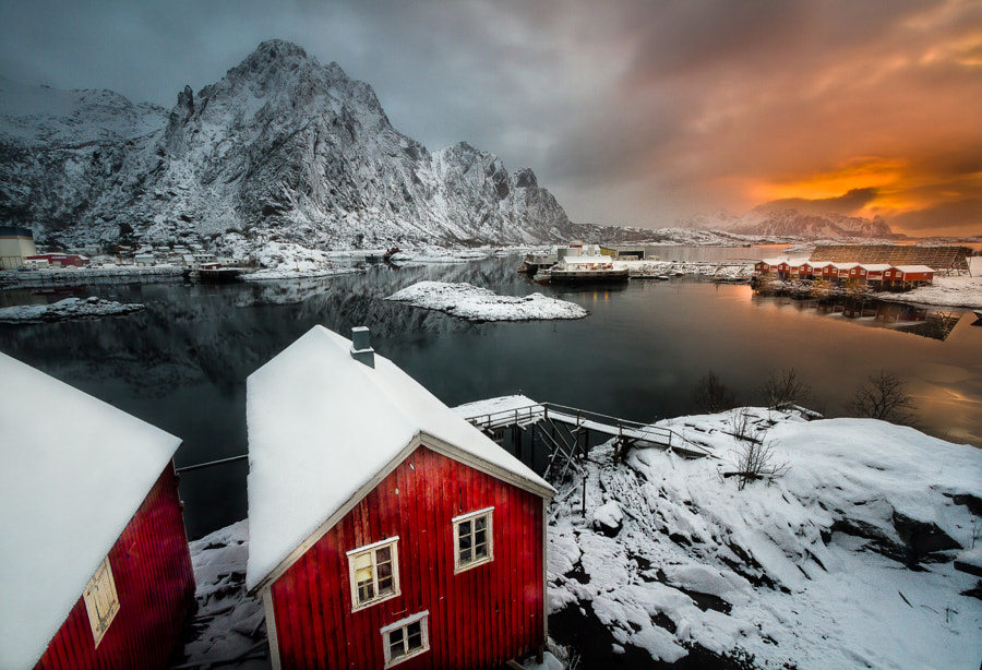 Photograph Quiet Morning by Lior Yaakobi on 500px
