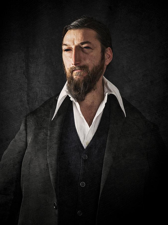 Portrait of Gian Luca Bovar