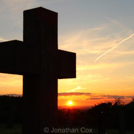 Breedon on the Hill Sunset