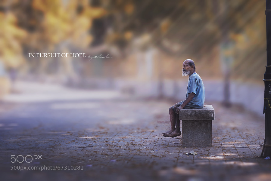 Photograph In Pursuit Of Hope by Raj Chauhan on 500px