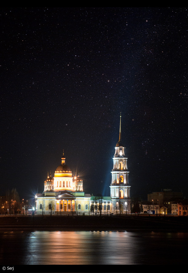 Photograph Cathedral by Sergey Tikhomirov on 500px