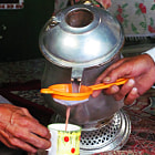 Постер, плакат: Kashmiri Samovar tea