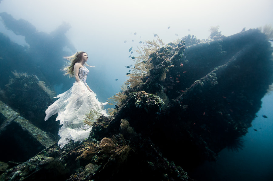 Photograph Deliverance by Benjamin Von Wong on 500px
