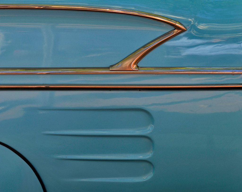 Photograph Chevy in Blue by Bob Jagendorf on 500px