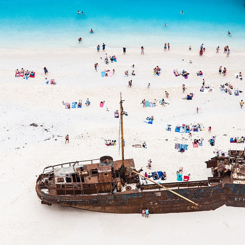 Photograph shipwreck by Michal ?uriník on 500px