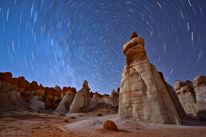 Photograph Stars over another planet... by Mac Danzig on 500px
