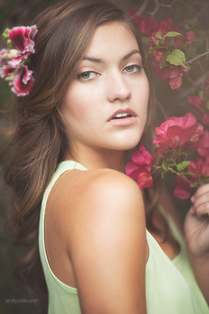 Photograph Andressa by Emily  Soto on 500px