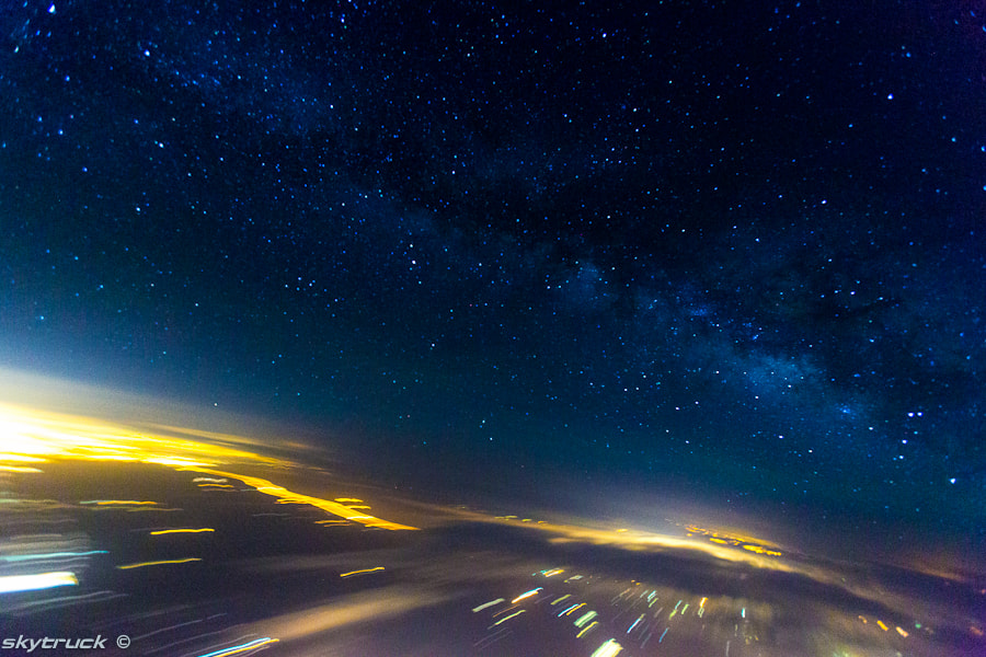 Photograph To the Milky Way 2 by Mikhail Shklyarenko on 500px