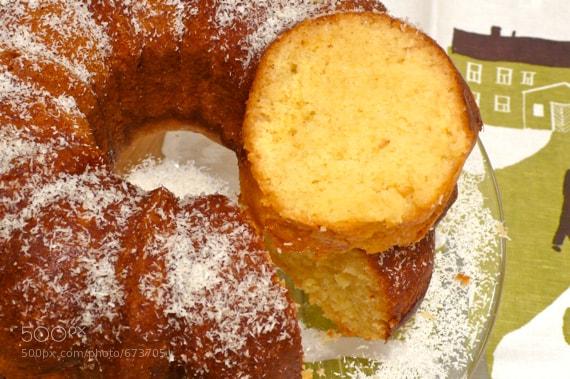 Photograph Bund Cake de coco by Ana  Segura on 500px