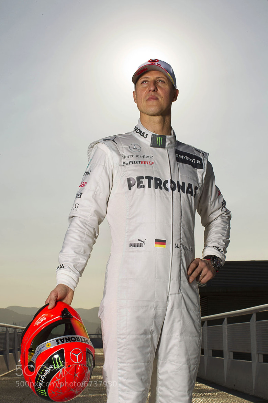 Photograph Michael Schumacher by HOCH ZWEI Photoagency on 500px