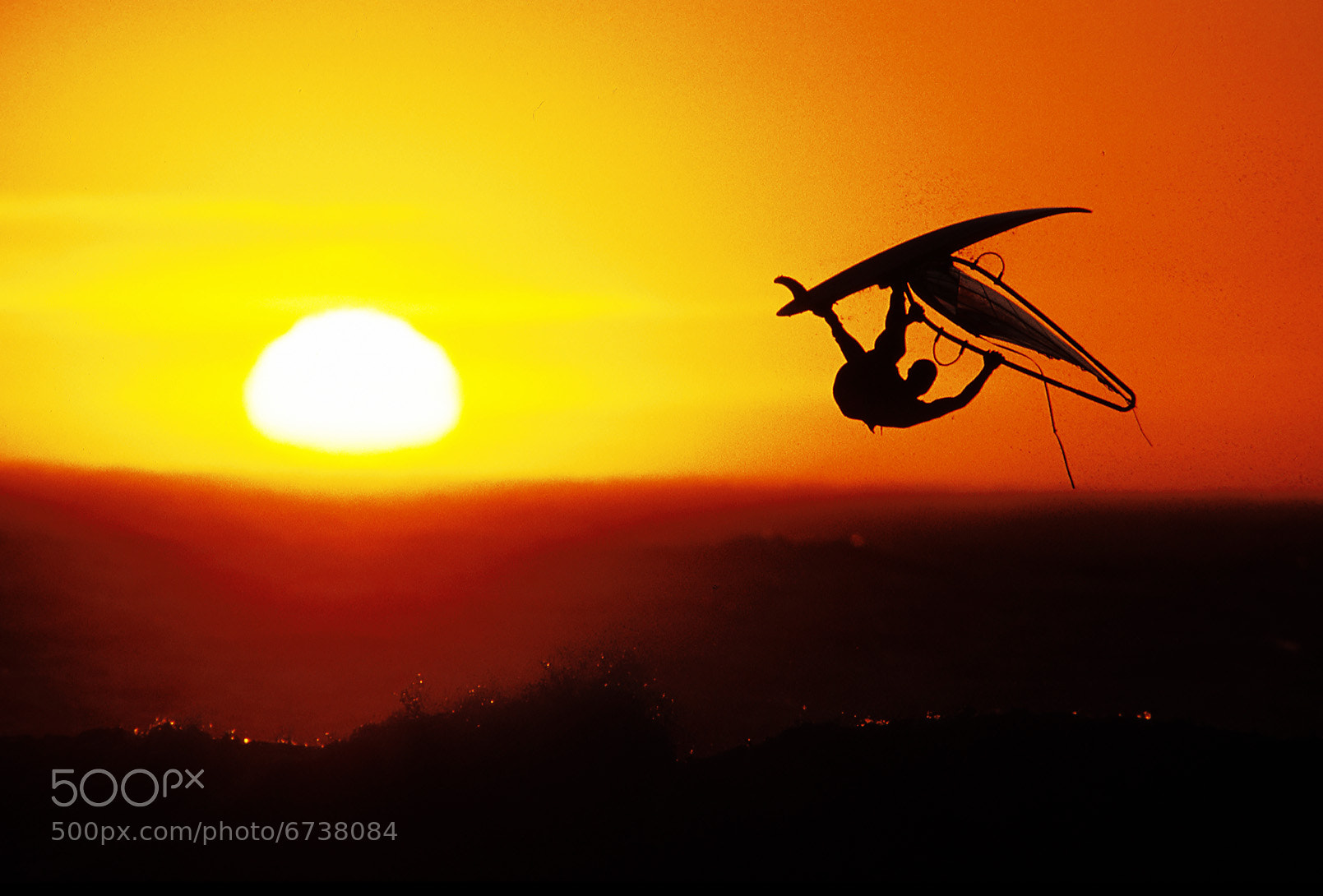 Photograph Windsurfing by HOCH ZWEI Photoagency on 500px