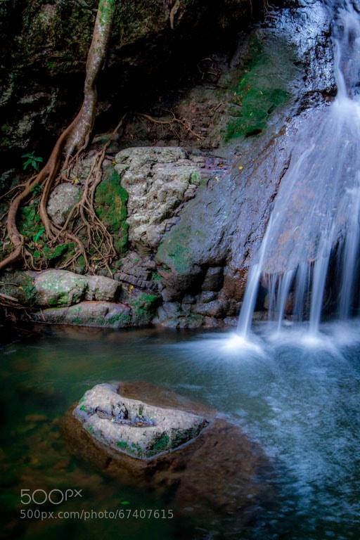 Photograph Cascades by Glenda Post on 500px