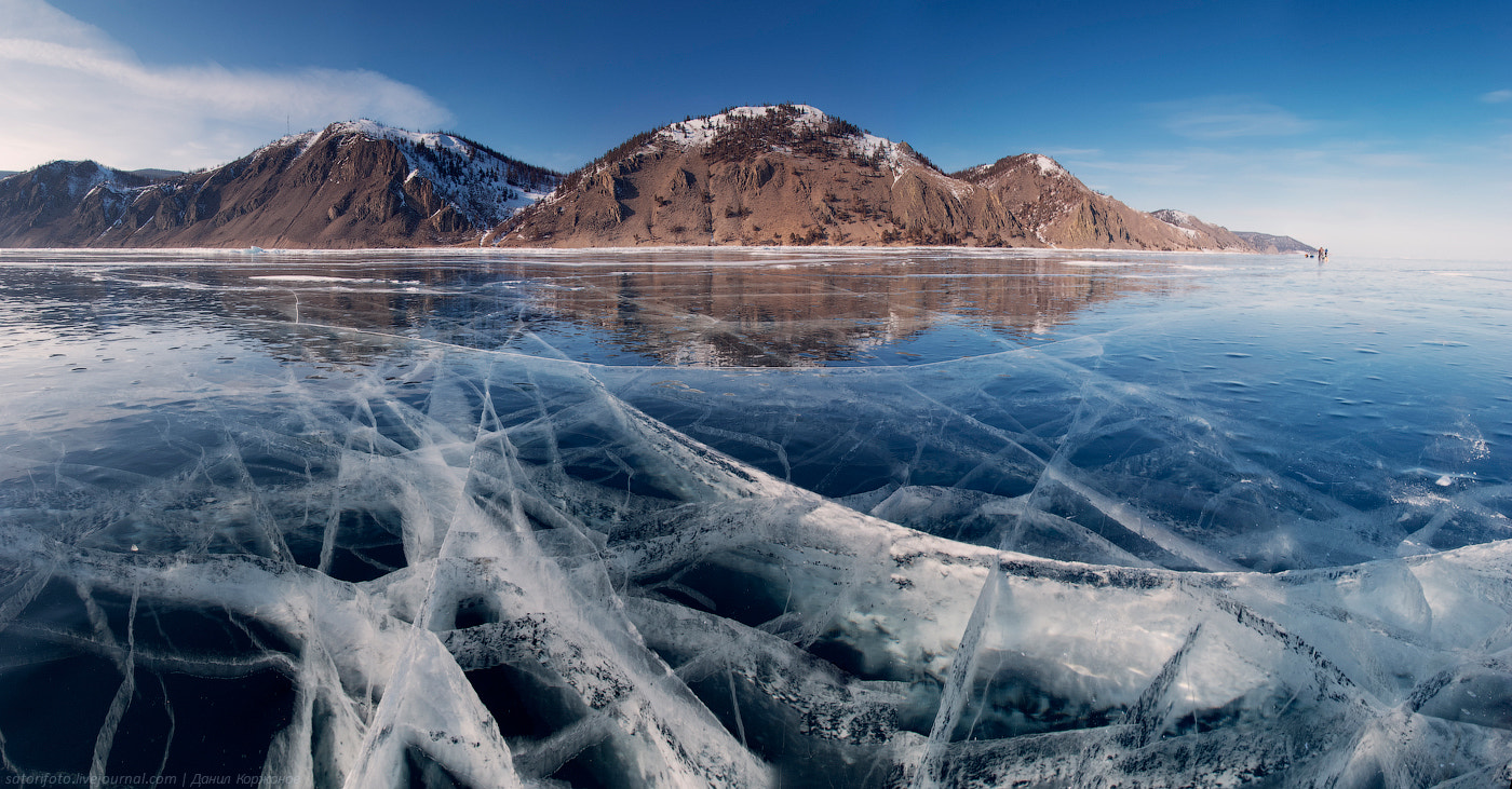 Photograph Baikal ice by Daniel Kordan on 500px