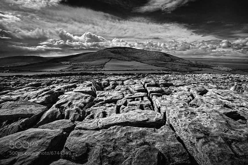 Photograph The Burren by Kelvin Gillmor on 500px