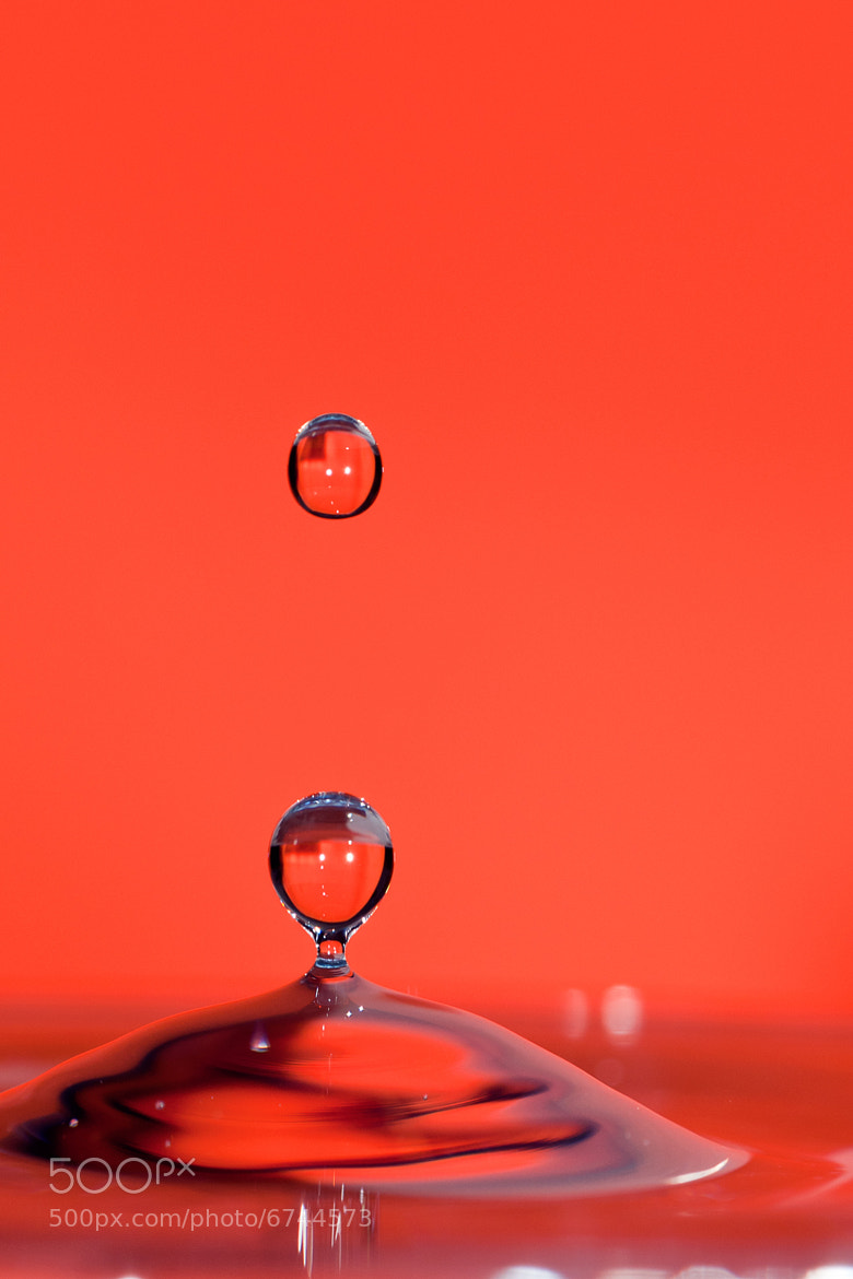 Photograph Drops by Umberto Salvagnin on 500px