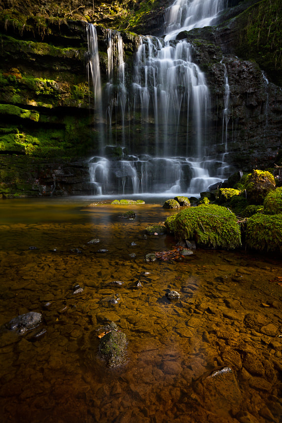 Photograph Light Falls by Paul Sutton on 500px