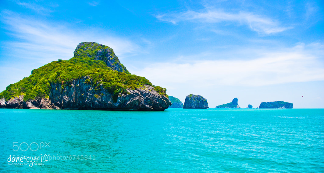 Photograph Thailand Islands by Dane Tozer on 500px