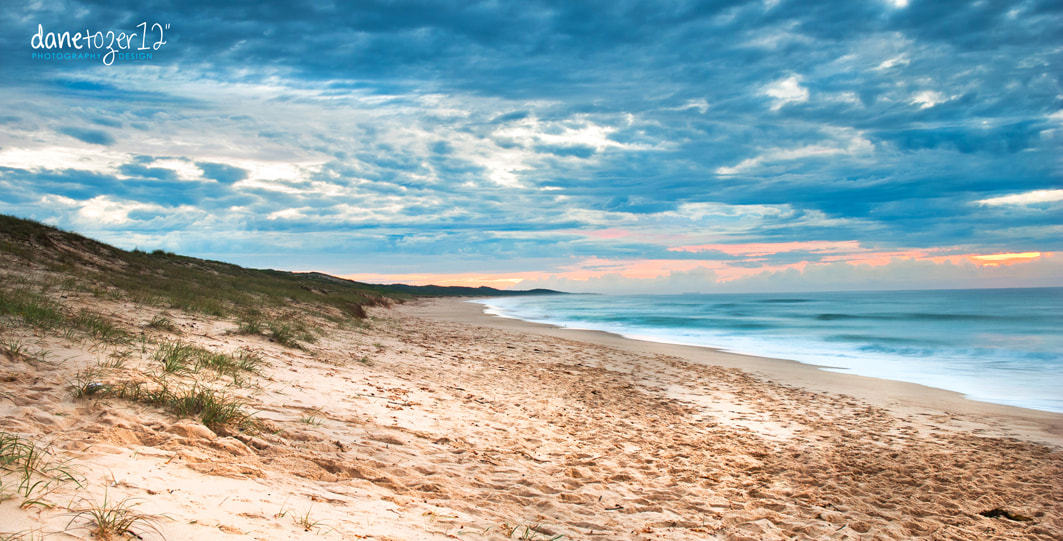 Photograph Beach at sunrise by Dane Tozer on 500px