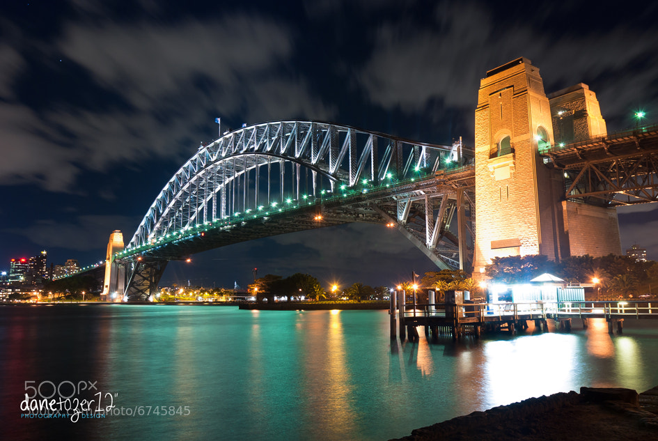 Photograph Sydney Harbour Bridge by Dane Tozer on 500px