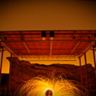 Постер, плакат: Welcome to Red Rocks