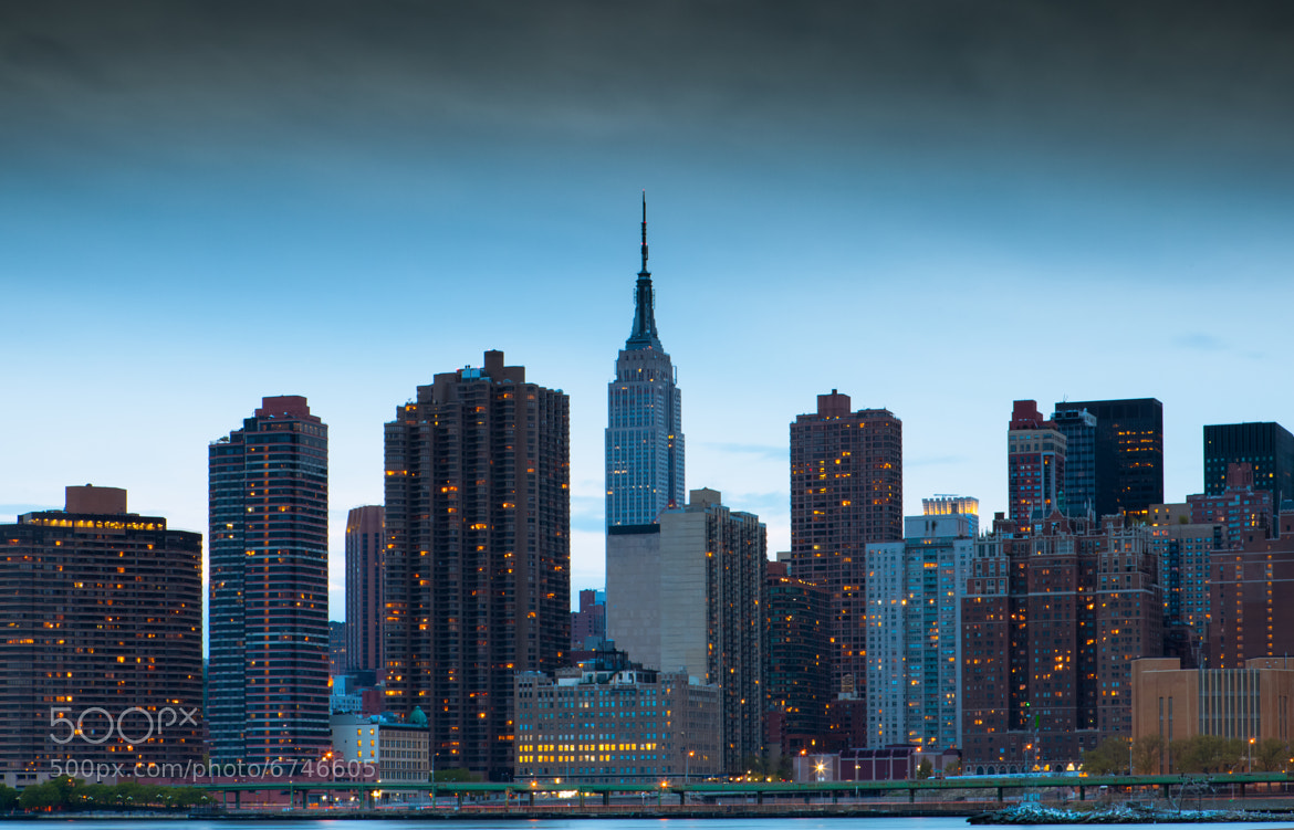 Photograph NYC from Gantry Plaza State Park by Rich Williams on 500px