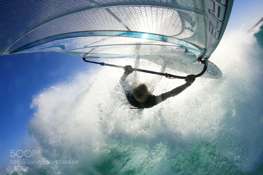 Photograph Windsurfig by HOCH ZWEI Photoagency on 500px