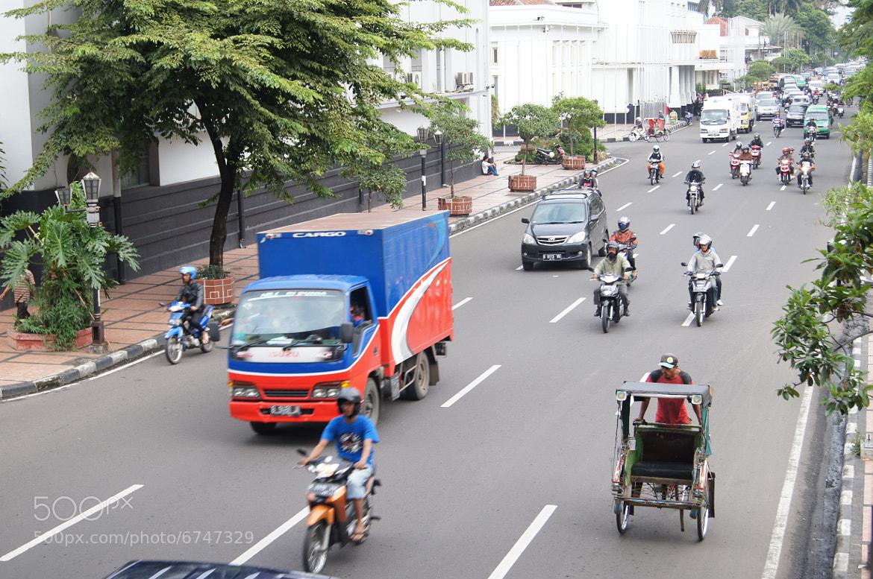 Photograph Traffic by Andri Okto Sentiko on 500px