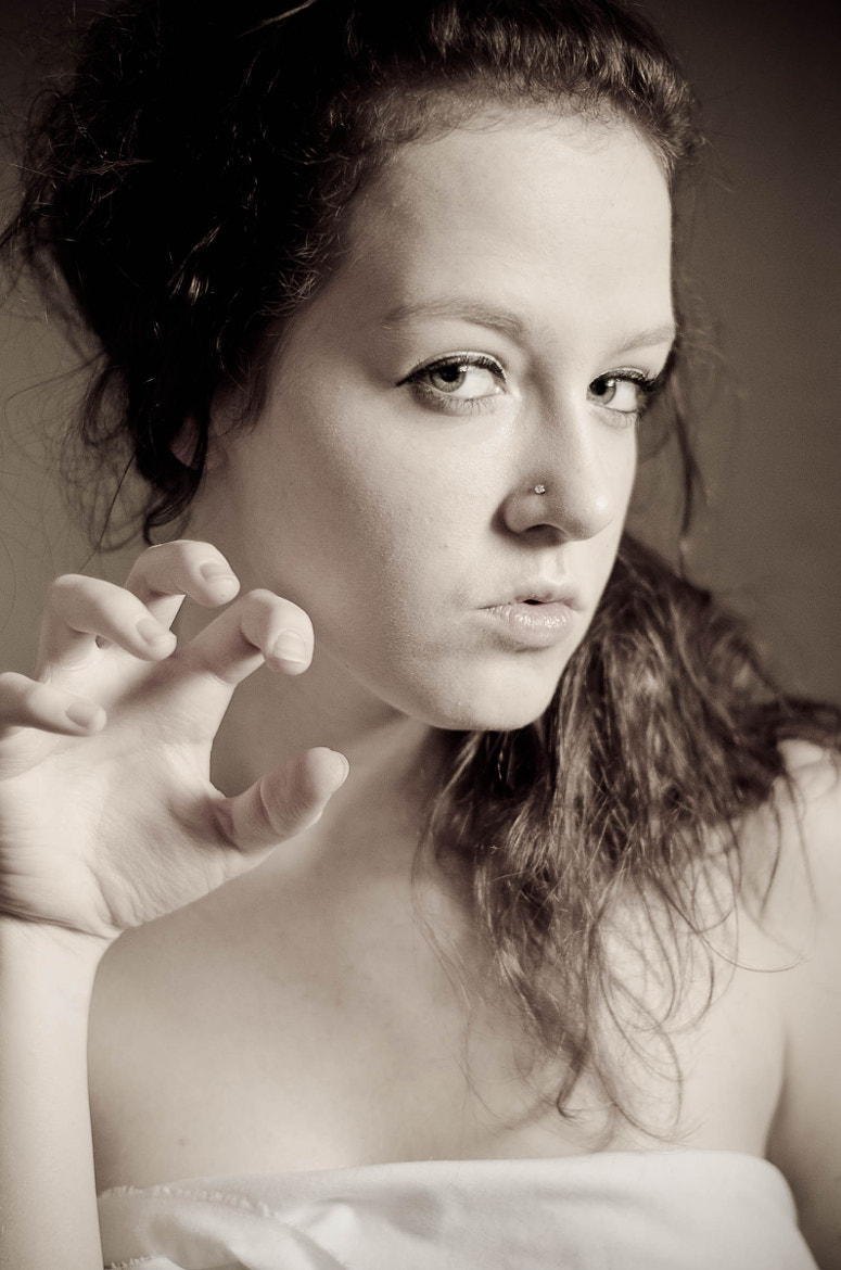 Photograph Claw (Self Portrait) by Allison Tysick on 500px