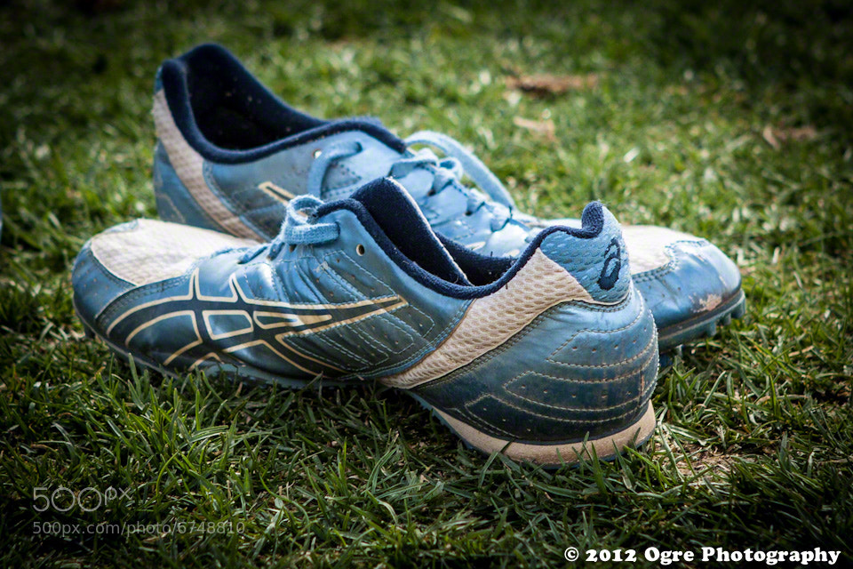 Photograph Running Shoes by Michelle Hedstrom on 500px
