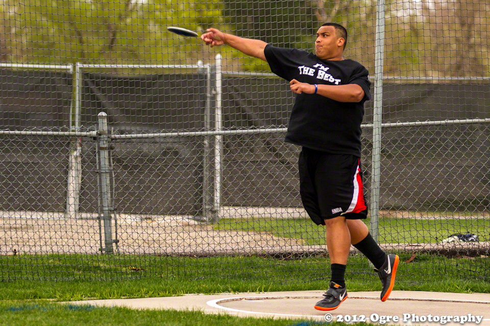 Photograph Discus Thrower by Michelle Hedstrom on 500px