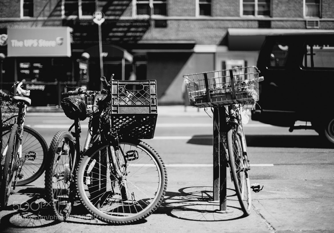 Photograph Bikes by The Tech Block on 500px