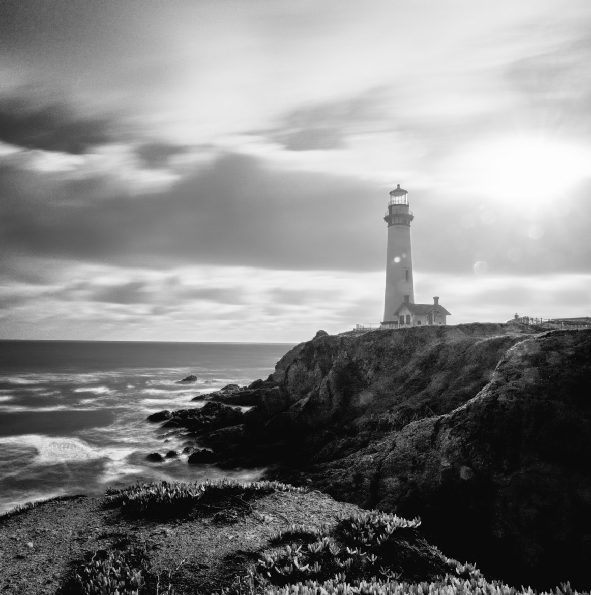 Photograph lighthouse by Prithvi Poosapati on 500px