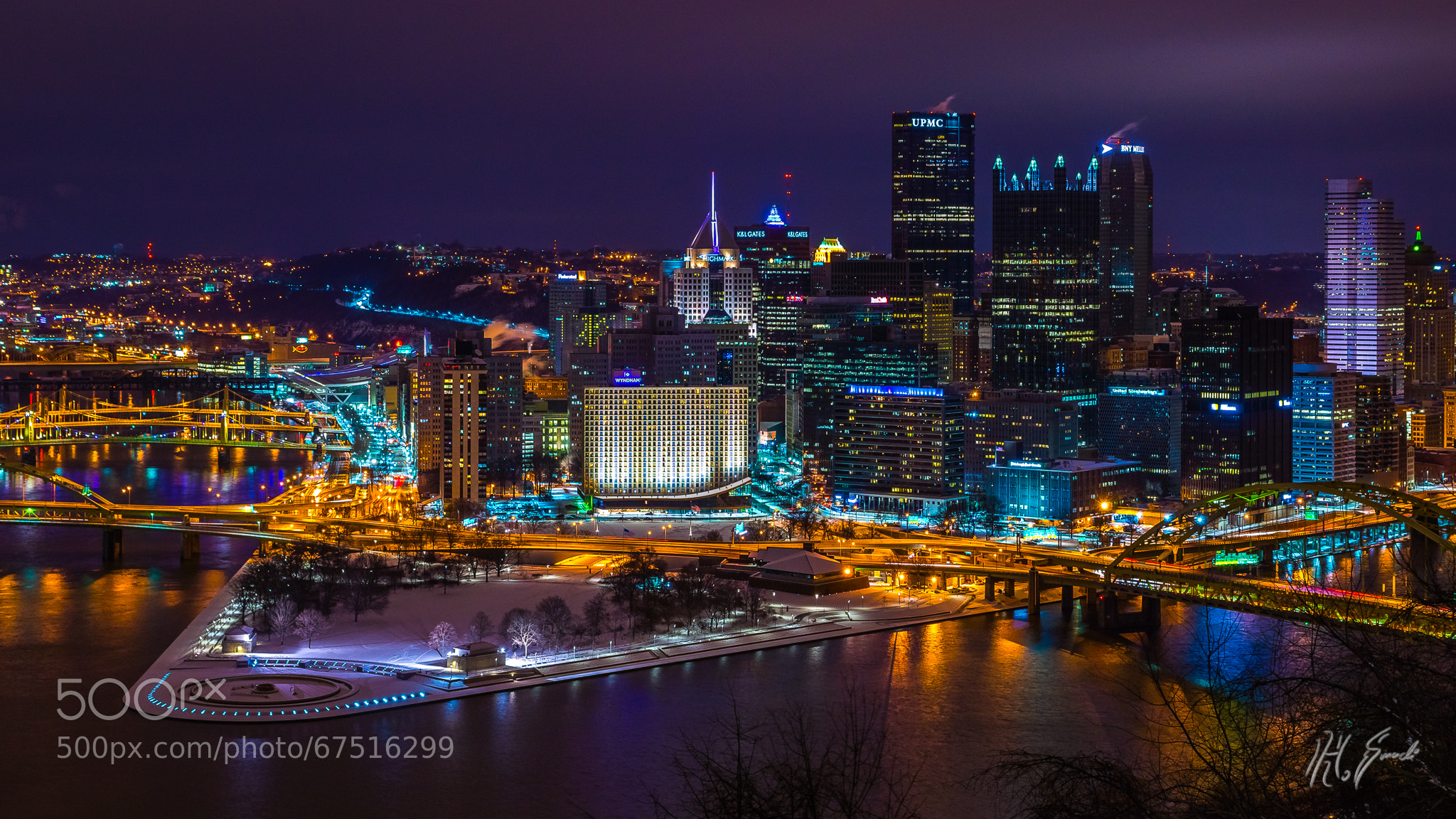 Photograph Downtown Pittsburgh by Haytham Smadi on 500px