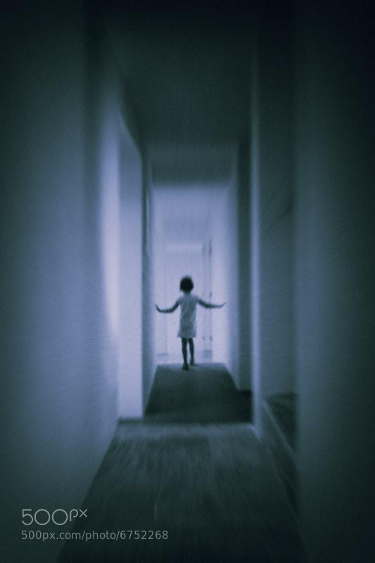 Photograph Innocence is like an open door by Vladimir Perfanov on 500px