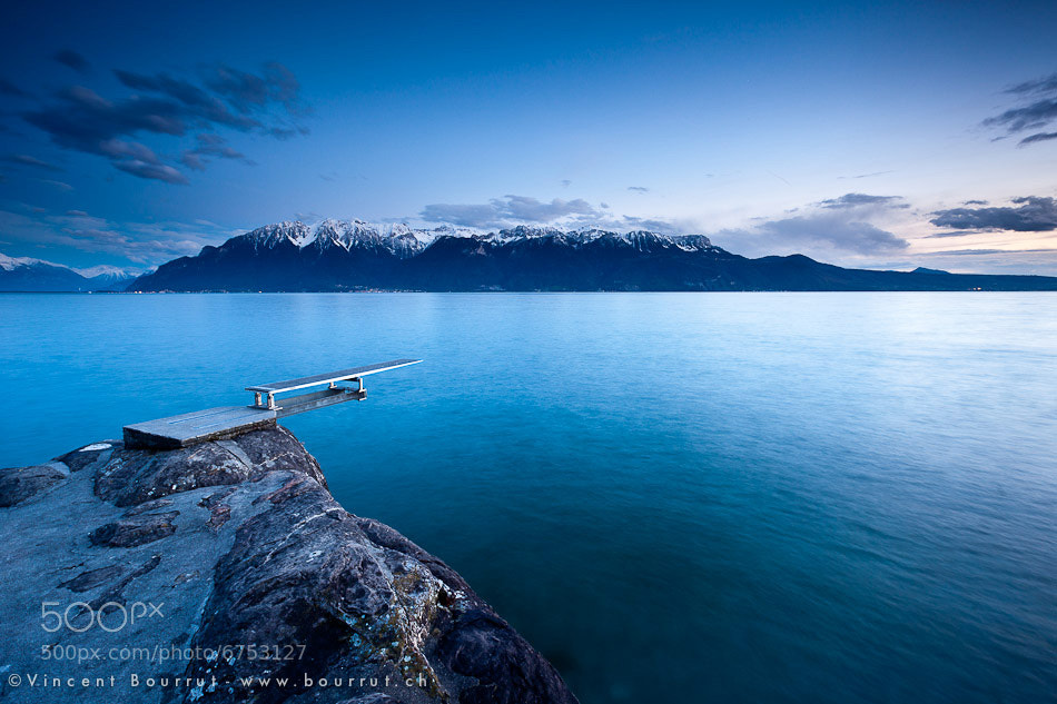 Photograph Lac léman 2 by Vincent BOURRUT on 500px