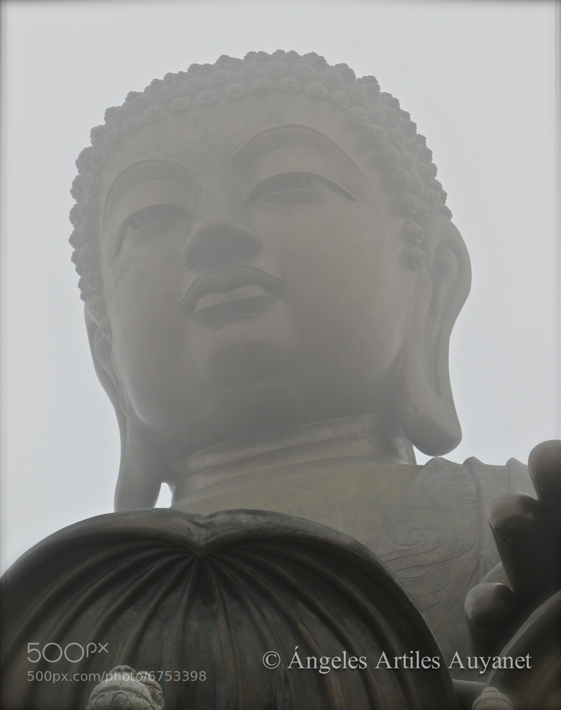 Photograph Mystical Buddha, Hong Kong, China by Ángeles A. Auyanet on 500px