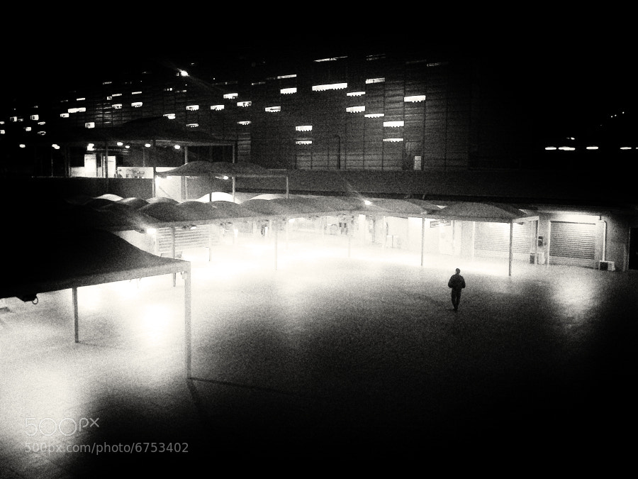 Photograph Alone in the dark II by Gabriele Gaspardis on 500px