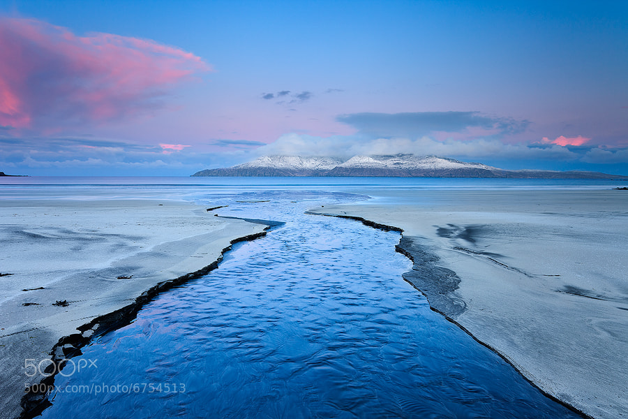 Photograph Pink & Blue by Fortunato Gatto on 500px