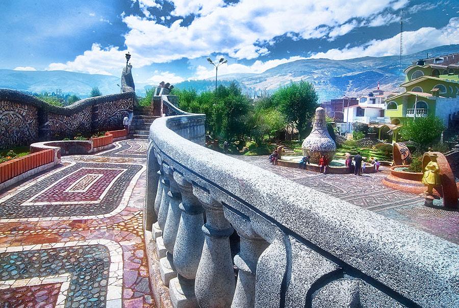 Parque de la Identidad Huanca by Fernando Guerrero on 500px.com